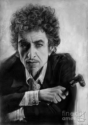 Bob Dylan Drawings