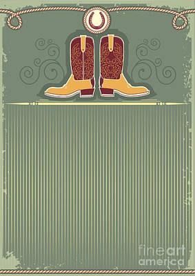 Horseshoe Digital Art