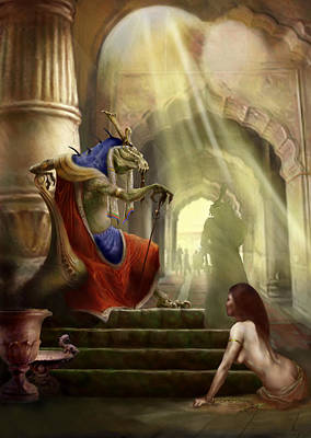 Dungeon Digital Art