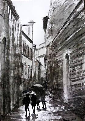 Sienna Italy Drawings