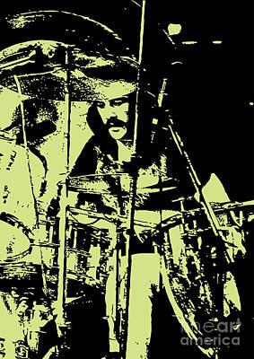 Drum Player Art Prints