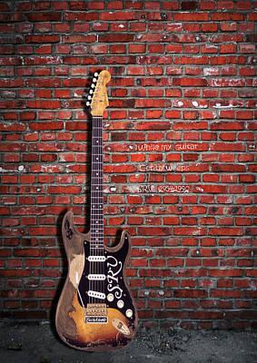 Custom Guitars Art