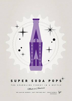 Soda Mixed Media
