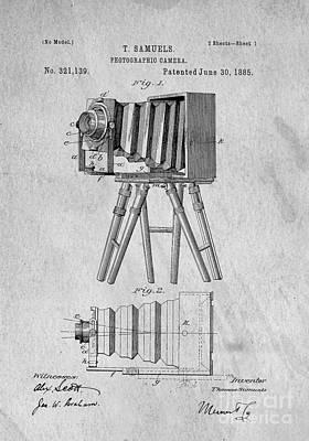 Designs Similar to Vintage View Camera Patent Art