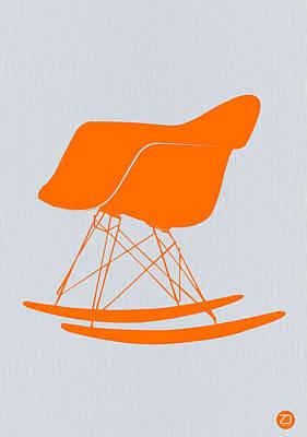 Designs Similar to Eames Rocking Chair Orange