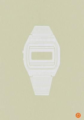 Electronic Watch Prints