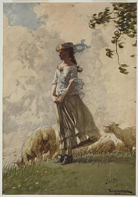 Designs Similar to Fresh Air by Winslow Homer