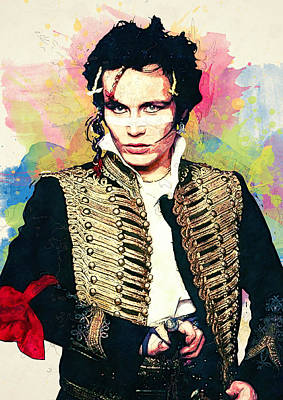 Designs Similar to Adam Ant by Zapista Zapista