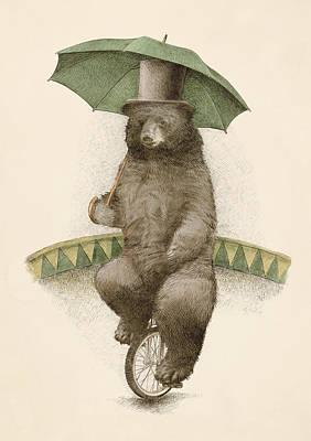 Umbrella Drawings Prints