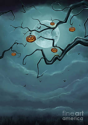 Designs Similar to Halloween Tree by Gosia O