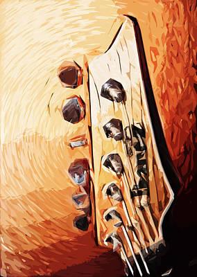 Strings Digital Art Original Artwork
