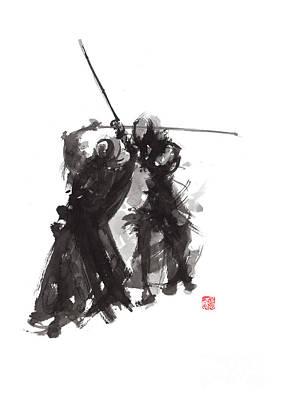 Kendo Art Prints