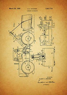 Designs Similar to Logging Truck Patent