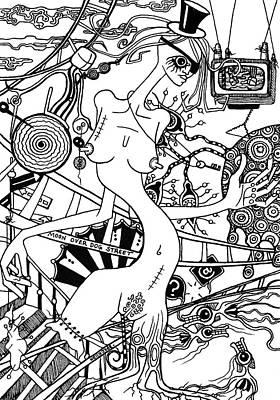 Pin Wheels Drawings