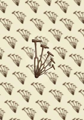 Designs Similar to Rustic Hammer Pattern