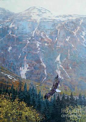 Soaring Paintings Original Artwork