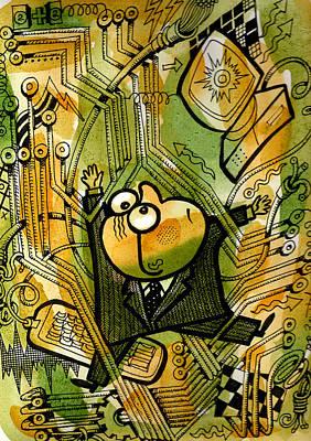 Nervous Original Artwork