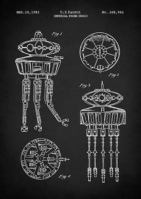 Designs Similar to Imperial Probe Droid