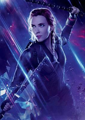 Designs Similar to Avengers Endgame - Black Widow