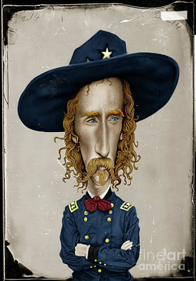 Designs Similar to General George Custer