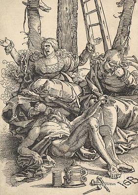 Designs Similar to Lamentation For Christ, 1510