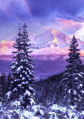Designs Similar to Magical Winter Morning