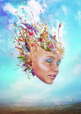 Designs Similar to Muse by Mario Sanchez Nevado