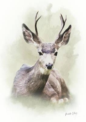 Designs Similar to Woodland Deer by Amanda Lakey