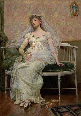 Designs Similar to After The Reception, 1887