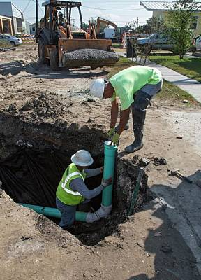Designs Similar to Connecting Domestic Sewers