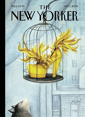 Designs Similar to New Yorker September 1st, 2008