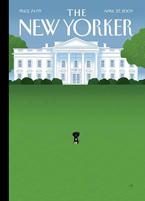 Obama White House Prints