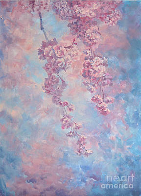 Breath Of Spring Original Artwork