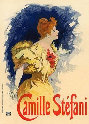 Camille Digital Art Prints