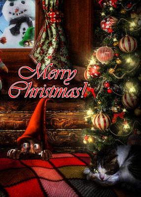Jingle Digital Art