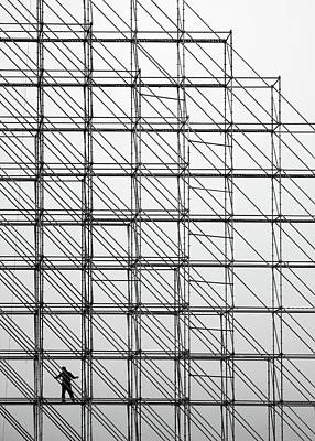 Scaffold Photographs