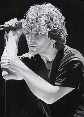 Eddie Vedder Drawings