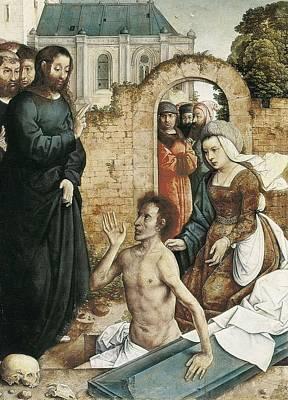 St Lazarus Art