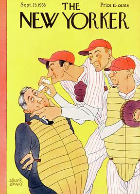 Designs Similar to New Yorker September 23rd, 1933