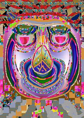 Jester Digital Art Original Artwork