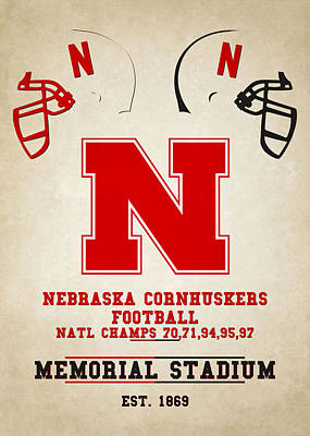 Designs Similar to Nebraska Cornhuskers