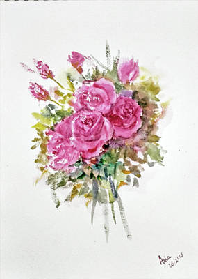 Designs Similar to Binch Of Pink Roses