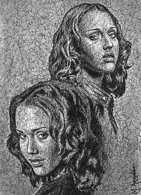 Jessica Alba Prints