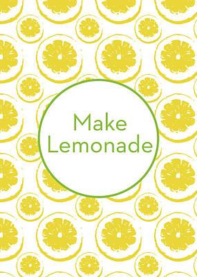 Lemonade Posters