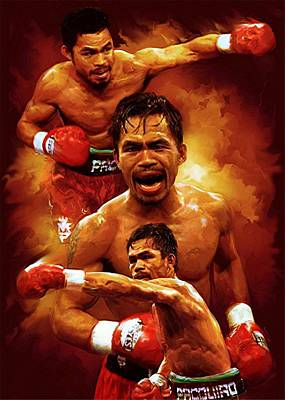 Manny Pacquio Art Prints