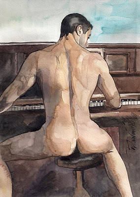 Male Erotic Art