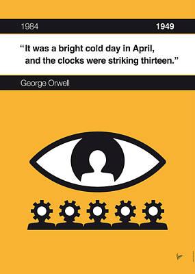 George Orwell Art
