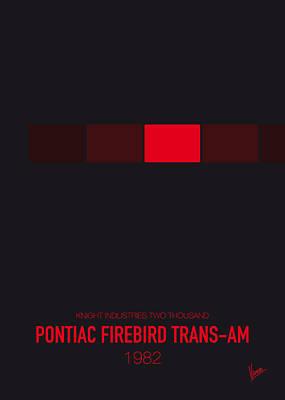 Pontiac Trans Am Digital Art