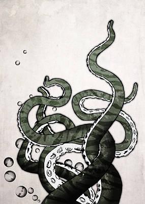 Designs Similar to Octopus Tentacles