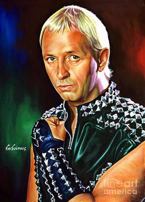 Judas Priest Paintings Original Artwork